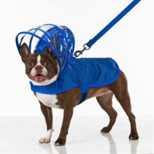 skymall dog raincoat