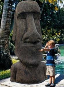 skymall statue