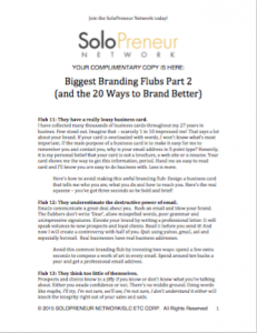 solpreneur branding flubs article 1
