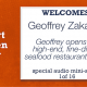 Best of Geoffrey Zakarian series: Creations, Inspirations & Aspirations, p.1